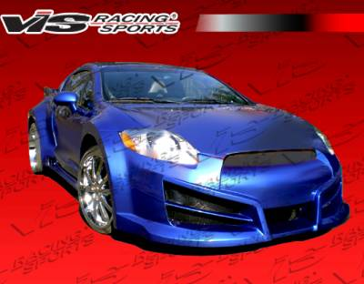 VIS Racing - Mitsubishi Eclipse VIS Racing Ravage Widebody Full Body Kit - 06MTECL2DRAVWB-099