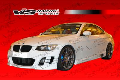 VIS Racing. - BMW 3 Series VIS Racing RSR Full Body Kit - 07BME922DRSR-099