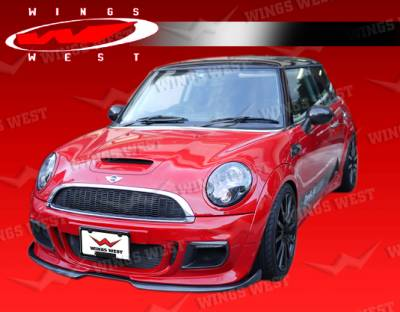 VIS Racing - Mini Cooper VIS Racing Euro Concept Full Body Kit - 07BMMCS2DERC-099CC