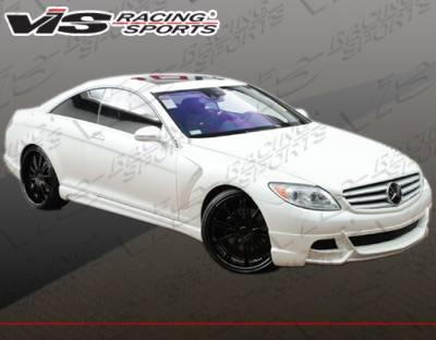 VIS Racing - Mercedes-Benz CL Class VIS Racing VIP Full Body Kit - 07MEW2162DVIP-099