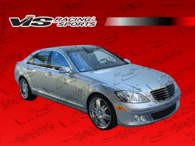 VIS Racing - Mercedes-Benz S Class VIS Racing B Spec Full Body Kit - 07MEW2214DBSC-099
