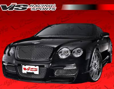 VIS Racing. - Bentley Continental GT VIS Racing Astek Full Body Kit - 09BECON2DAST-099