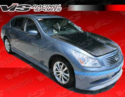 VIS Racing - Infiniti G37 VIS Racing VIP Full Body Kit - 09ING374DVIP-099