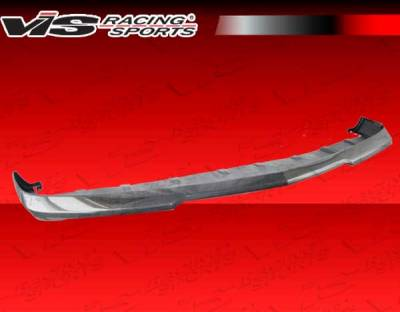 VIS Racing - Chevrolet Camaro VIS Racing SX Full Body Kit - Carbon Fiber - 10CHCAM2DSX-099C