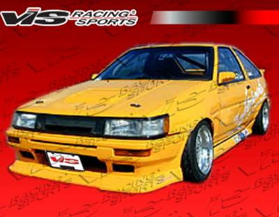VIS Racing - Toyota Levin VIS Racing JB Full Body Kit - 84TYLEVHBJB-099