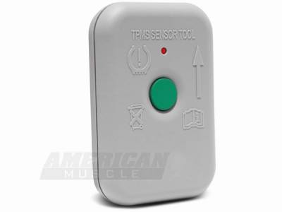 AM Custom - Ford Mustang Tire Pressure Monitoring System - TPMS - Transmitter Tool with Instructional DVD - 76115