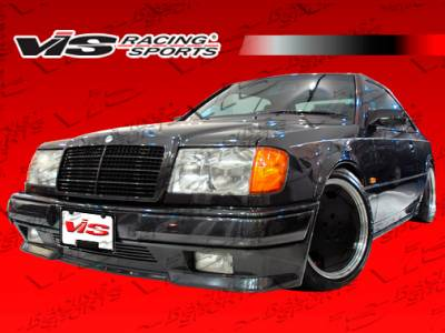VIS Racing - Mercedes-Benz E Class VIS Racing Euro Tech Full Body Kit - 86MEW1242DET-099