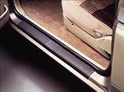 AVS - GMC Sierra AVS Stepshield - Black - 4PC - 91011