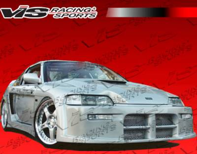 VIS Racing. - Honda CRX VIS Racing Widebody Full Body Kit - 88HDCRXHBWB-099