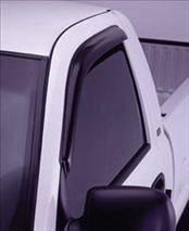 AVS - Nissan Pickup AVS Ventvisor Deflector - 2PC - 92011