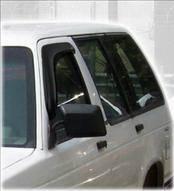 AVS - Chevrolet Blazer AVS Ventvisor Deflector - 2PC - 92099