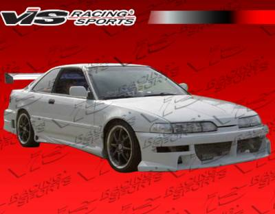 VIS Racing - Acura Integra 4DR VIS Racing Xtreme Type 2 Full Body Kit - 90ACINT4DEX2-099