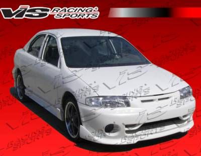 VIS Racing - Mazda Protege VIS Racing Techno R Full Body Kit - 90MZ3234DTNR-099