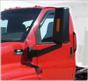 AVS - Chevrolet Kodiak AVS Ventvisor Deflector - 2PC - 92455