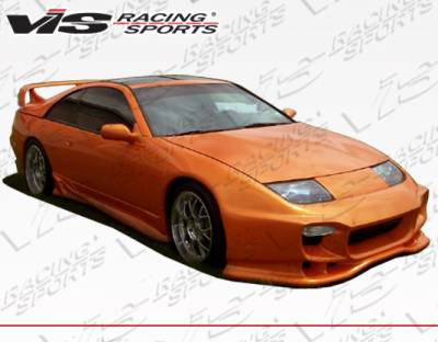 VIS Racing - Nissan 300Z VIS Racing Invader 3 Full Body Kit - 90NS3002DINV3-099