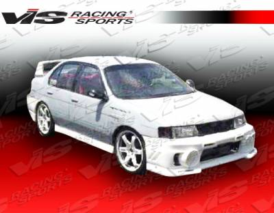 VIS Racing - Toyota Tercel VIS Racing EVO-3 Full Body Kit - 91TYTER2DEVO3-099