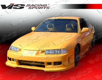 VIS Racing - Honda Prelude VIS Racing Z1 boxer Full Body Kit - 92HDPRE2DZ1-099