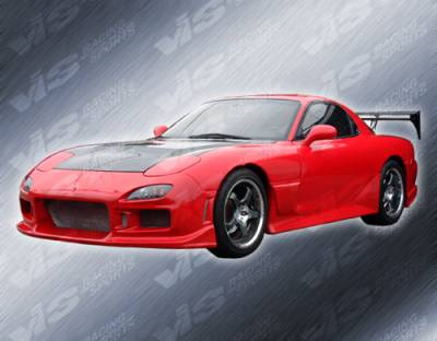 VIS Racing - Mazda RX-7 VIS Racing Tracer Full Body Kit - 93MZRX72DTRA-099