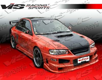 VIS Racing - Subaru Impreza VIS Racing Monster Widebody Full Body Kit - 8PC - 93SBIMP4DMONWB-099