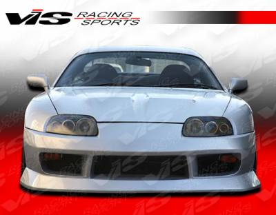 VIS Racing - Toyota Supra VIS Racing B Speed Full Body Kit - 93TYSUP2DBSP-099