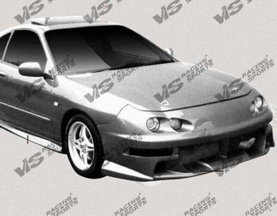 VIS Racing - Acura Integra 2DR VIS Racing Xtreme Full Body Kit - 94ACINT2DEX-099