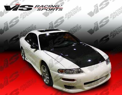 VIS Racing - Dodge Avenger VIS Racing Invader Full Body Kit - 95DGAVG2DINV-099