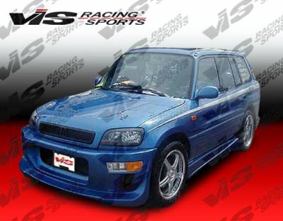 VIS Racing. - Toyota Rav 4 VIS Racing Ballistix Full Body Kit - 96TYRAV4DBX-099