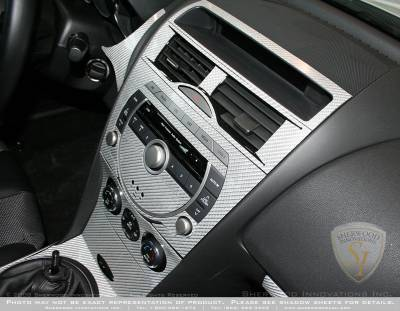 Sherwood - Mazda RX-8 Sherwood 2D Flat Dash Kit