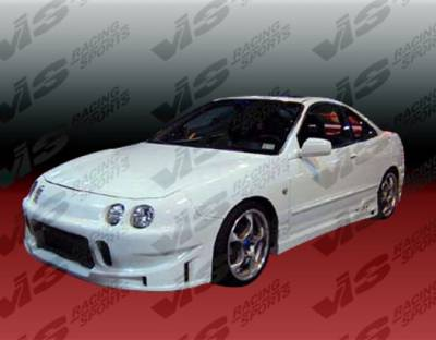 VIS Racing - Acura Integra 2DR VIS Racing TSC Full Body Kit - 98ACINT2DTSC-099
