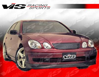 VIS Racing. - Lexus GS VIS Racing Alfa Full Body Kit - 98LXGS34DALF-099