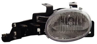 Anzo - Dodge Neon Anzo Headlights - Crystal & Chrome - 121031