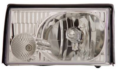 Anzo - Ford Mustang Anzo Headlights - Crystal & Clear - 121036