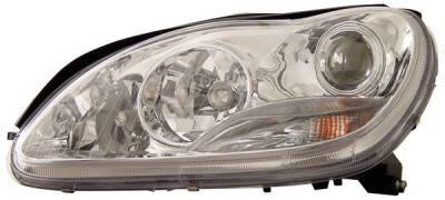 Anzo - Mercedes-Benz S Class Anzo Projector Headlights - Chrome - 121092