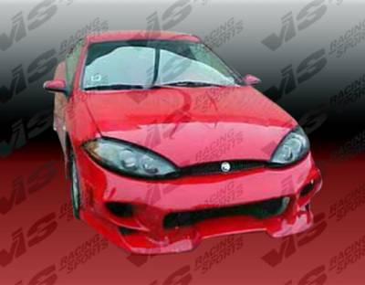 VIS Racing - Mercury Cougar VIS Racing Invader Full Body Kit - 99MYCOU2DINV-099