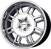 Petrol - 18 or 19 Fate - 4 Wheel Set