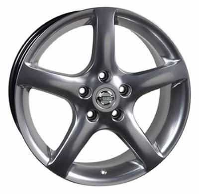 OE - 17 Inch 5ZR Style - 4 Wheel Set