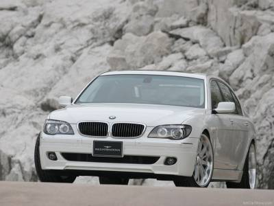Wald - BMW 7 Series Aero Kit