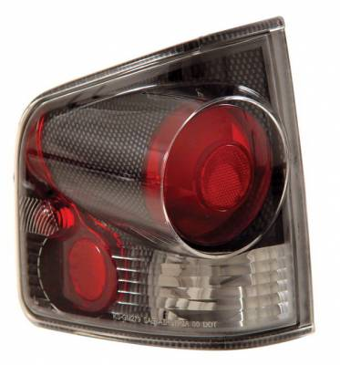 Anzo - GMC Sonoma Anzo Taillights - 3D Style - Carbon - 211033