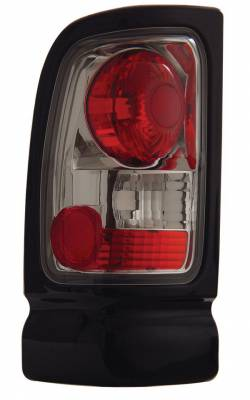 Anzo - Dodge Ram Anzo Taillights - Chrome - 211046