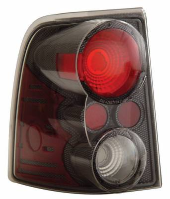 Anzo - Ford Explorer Anzo Taillights - Carbon - 211080