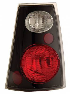 Anzo - Ford Explorer Anzo Taillights - Black - 211087