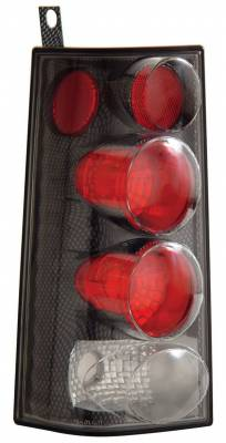 Anzo - GMC Savana Anzo Taillights - Carbon - 211089