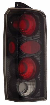 Anzo - Jeep Cherokee Anzo Taillights - Carbon - 211102