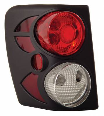 Anzo - Jeep Grand Cherokee Anzo Taillights - Black - 211105