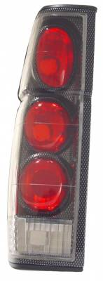 Anzo - Nissan Pickup Anzo Taillights - Carbon - 211117