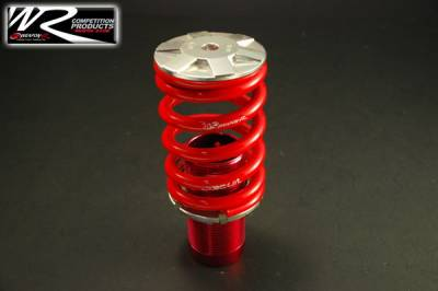 Weapon R - Honda Civic Weapon R Circuit Coilover Kit - Single Spring - 821-111-102