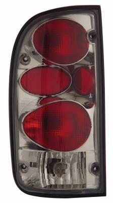 Anzo - Toyota Tacoma Anzo Taillights - Chrome - 211127