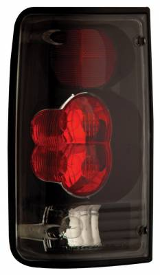 Anzo - Toyota Pickup Anzo Taillights - Black - 211132