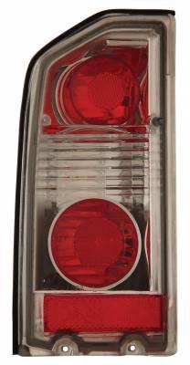 Anzo - Suzuki Vitara Anzo Taillights - Chrome - 211133
