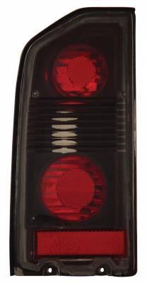 Anzo - Suzuki Vitara Anzo Taillights - Black - 211134